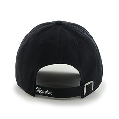 MLB Houston Astros Women's Sparkle Clean Up Adjustable Hat, Navy