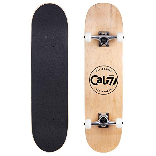 Used, Cal 7 Fossil Skateboards   Complete Preassembled Blank for sale  Delivered anywhere in USA