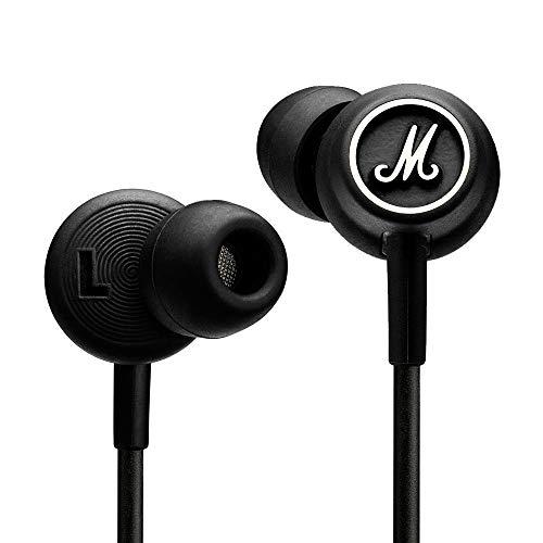 Marshall Mode In-Ear Headphones, Black/White (4090939)