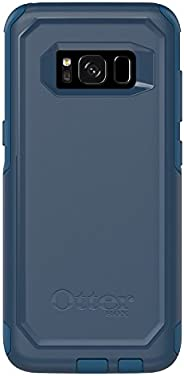 Otterbox Commuter Series for Samsung Galaxy s8 - Frustration Free Packaging - Bespoke Way (Blazer Blue/Stormy