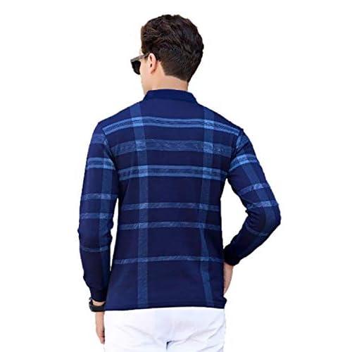 416jKFJA%2BYL. SS500  - EYEBOGLER Regular Fit Men's Cotton Tshirt