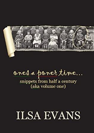 book cover of Ones a poner time