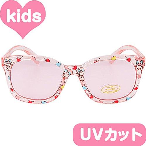 My Melody sunglasses UV cut Wellington pink sunglasses Sanrio Kids - Sunglasses Wellington