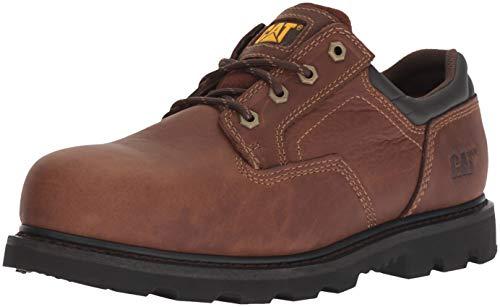 Caterpillar Men's Ridgemont 2.0 Steel Toe Construction Boot, Oak, 8.5 M US ()