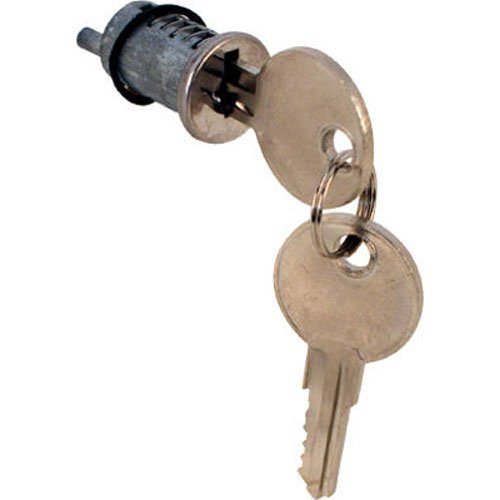 Doors Cylinder (Slide-Co 141388 Sliding Patio Door Cylinder Key Lock by Slide-Co)