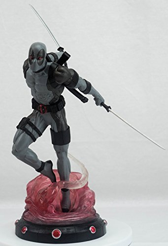 Diamond Select Toys Marvel Gallery: Deadpool (X-Force Costume) PVC (Deadpool X Force Costumes)