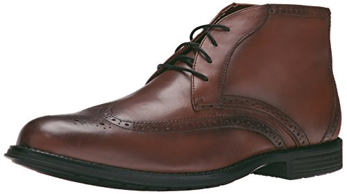 Nunn Bush Men's Rawson Chukka Boot - Chestnut - 10.5 2E US