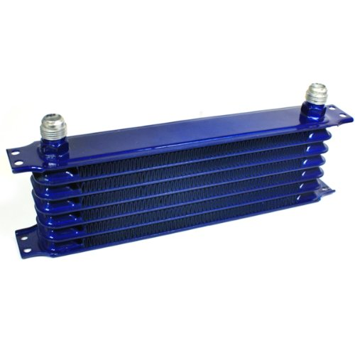 10 row oil cooler - 8