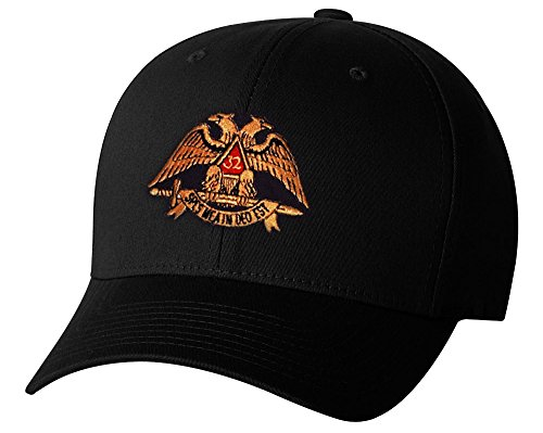 - Scottish Rite 32nd Degree Hat