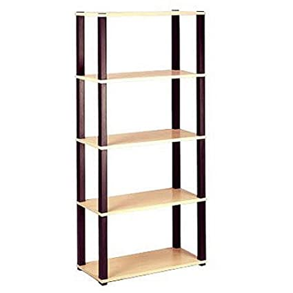 solid regarding cherry small com adamhosmer wood awesome bookshelf bookcase
