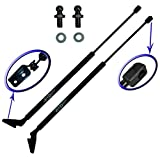 Two Rear Hatch Gas Charged Lift Supports for 1991-1993 Honda Accord Wagons. Left and Right Side. WGS-503-504
