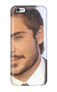 Scratch Free Phone Case For Iphone 6 Plus Retail Packaging Zac Efron