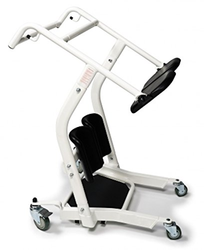 Pivit Stand Assist Patient Transport Lift 400 lbs Safe Working Load - Ideal for Transferring Patients to and from Wheelchair or Bed - Affordable Alternative to Battery-Powered Stand Assists (Stand Assist Lift)