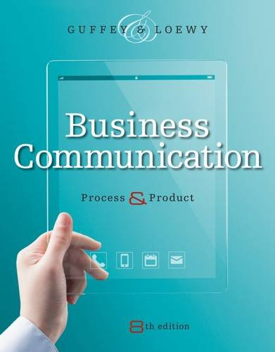 Business Communication W/Access