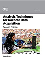 Segers, J:  Analysis Techniques for Racecar Data Acquisition (2nd Edition)