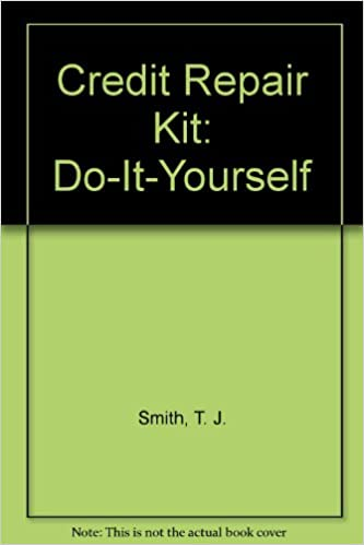 Credit repair kit do it yourself t j smith 9781880398111 credit repair kit do it yourself solutioingenieria Gallery