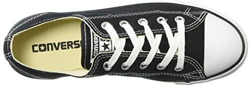 Leath 17 Dainty 52 Nero Donna Converse 289050 Sneaker Ox azBqwU