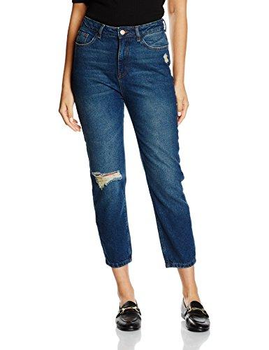 New Look Jeans Femme Bleu (Blue Pattern)