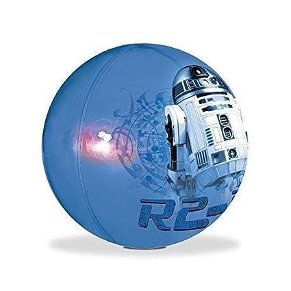 Lively Moments Balón / Flashball / Salto Star Wars en Azul con R2 ...