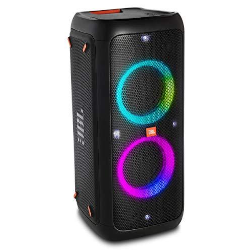 JBL PartyBox 300 Premium High Power Portable Wireless Bluetooth Audio System – Black
