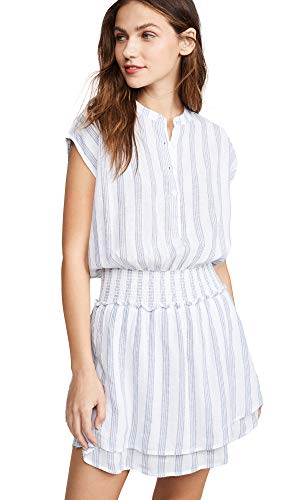 Rails Women's Angelina Dress, Cayman Stripe, Large ()