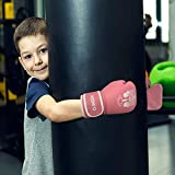 Redipo Kids Boxing Gloves, Sponge Foam PU Leather