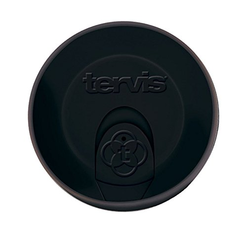 Tervis Travel Lid, 16 oz, Black (Tumbler 16 Oz With Lid compare prices)