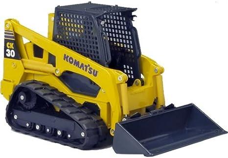 KOMATSU - Minicargadora compacta sobre Cadenas (Joal 40084)