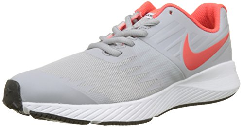 003 Crimson Nike Grey Star De Runner Gris black wolf white Gar On gs Chaussures Running bright 4Z74wCq