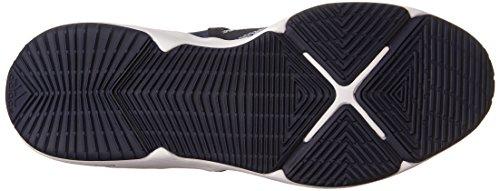 Adidas Originali Da Donna Crazytrain Cf Cross-trainer Scarpe Collegiate Navy / Blue / Neon Orange