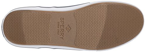 Sperry Top-sider Mens Striper Ii Cvo Washed Sneaker Bianco