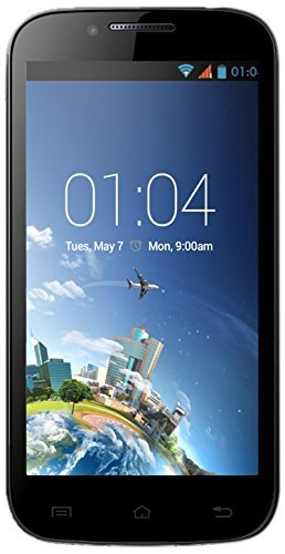 Kazam-Trooper-Smartphone-Movistar-libre-Android-pantalla-5-cmara-5-Mp13-GHz-negro