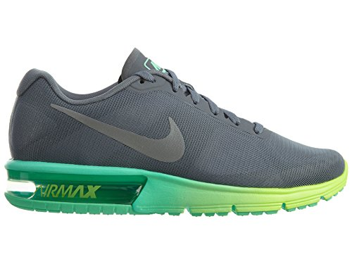 Nike Vrouwen Air Max Sequent Hardloopschoen # 719916-012 (6 B (m) Us)