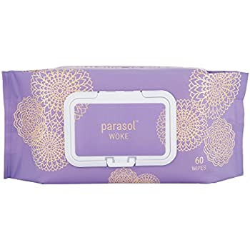 Parasol Baby Wipes, Hypoallergenic, Chlorine Free, Sensitive Skin Safe, Ultra Soft, Ultra Strong - Premium Quality, Thick, Full Size, Woke Wipe Collection, 600 Count