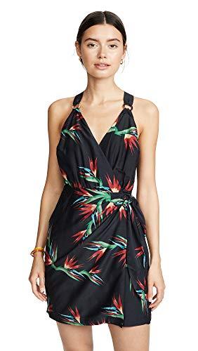 Rails Women's Trista Dress, Paradise, Black, Floral, - Trista Dress