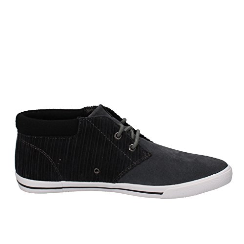 Fred Perry , Herren Sneaker grau grau/blau
