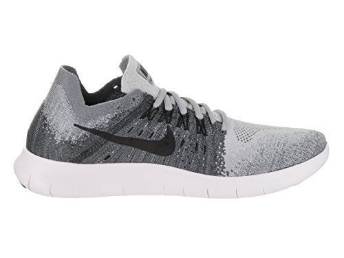 de Trail RN Chaussures Femme Anthracite NIKE Wolf Black Grey Free Flyknit Gris Cool Grey WMNS 2017 002 UqCYgFx
