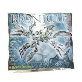 Lego Bionicle Rahi 20005 LEGO BIONICLE KLAKK WINGED RAHI [Special Limited (Bionicle Special Edition)