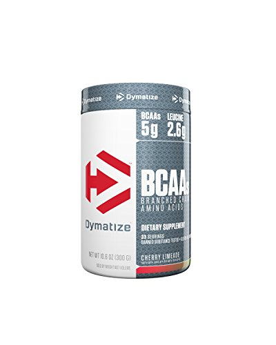 Dymatize BCAA Complex 5050 Powder, Cherry Limeade, 10.6 Ounces by Dymatize (Image #5)