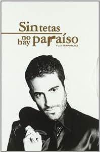Sin Tetas No Hay Paraíso - Temporadas 1 + 2 + Libro [DVD]