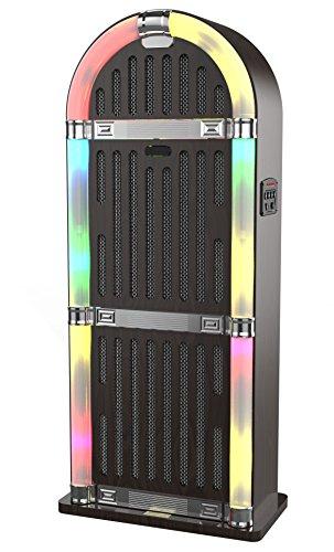 Sharper Image Outdoor Lightshow Bluetooth Wireless Jukebox Stereo