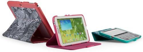 Speck Funda de Estuche StyleFolio Tablet con Soporte Integrado y Pestaña de Cierre para Samsung Galaxy Tab 3 8.0 - Negro: Amazon.es: Informática