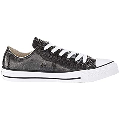 Converse Women's Chuck Taylor All Star Glitter Canvas Low Top Sneaker | Fashion Sneakers