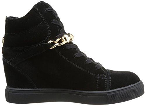 Elle Louvres Damen Sneaker Schwarz - Schwarz
