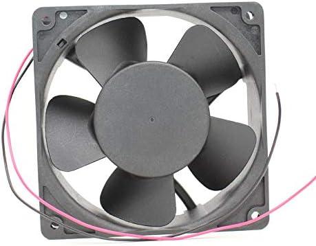 Ayazscmbs compatibili per HD12038L12B Thrive 12038 12V 12 cm/CM Ultra-Quiet IP68 Waterproof Raffreddamento Ventilatore