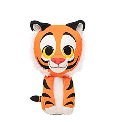 Funko Supercute Plush: Aladdin - Rajah Collectible Figure, Multicolor: Toys & Games