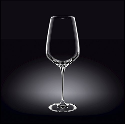 Wilmax 888041 780 ml Wine Glass Set of 244; Pack of 12 by Wilmax