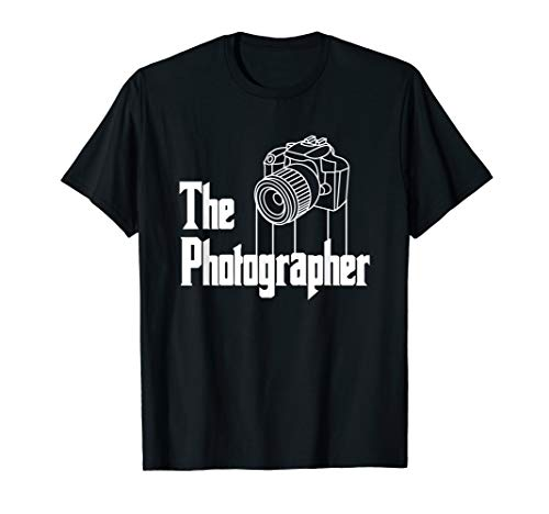 Photographer tshirt for photography lover (Gifts For Photographers T Shirts)