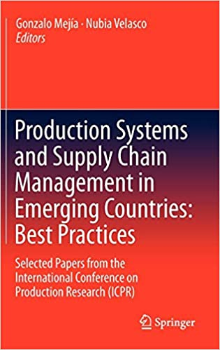Amazon com: Production Systems and Supply Chain Management
