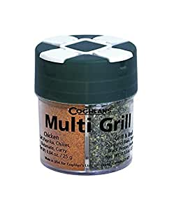 Coghlan's Multi-Grill Spice and Herb Assortment Shaker